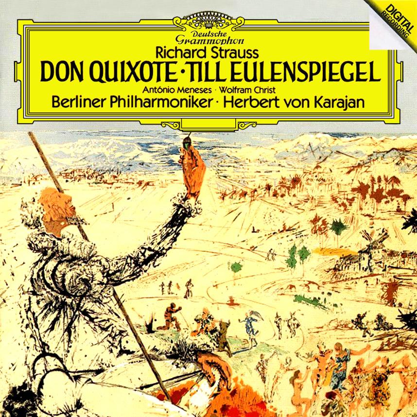 program music richard strausss don quixote Strauss: don quixote, till eulenspiegel, don juan by steven isserlis (cd, jan-19 see more like this r strauss - alsoo sprach zarathustra- don quixote, cd, very good pre-owned.